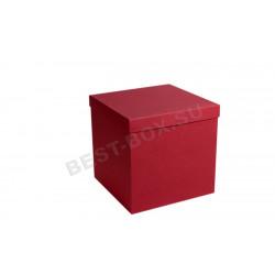 Куб 180 (бордовый)