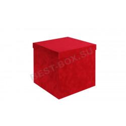 Куб 180 (красный бархат)
