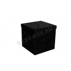 Куб 160 (черный бархат)