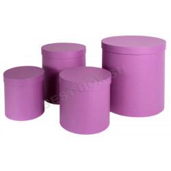 Матрешка (фиолетовая)