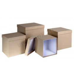 Матрешка-куб (крафт)